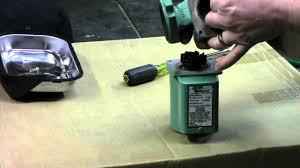 circulating pump for water heater taco 007 circulator pump repair youtube
