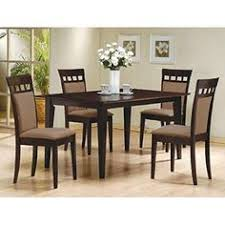 4 person table set 4 person 5 piece kitchen dining table set 1 table 3 leather