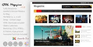 30 best magazine joomla templates joomlavision