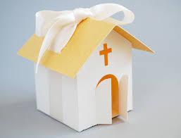 Church Favors by Mini Church Favor Box Luminary Set Of 12