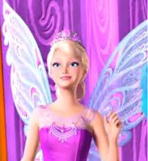 beautiful barbie mariposa fairy princess