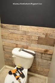 bathroom accents ideas diy tutorial pallet bathroom wall bathroom accent wall