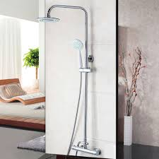 popular bath mixer shower thermostatic buy cheap bath mixer shower bath mixer shower thermostatic