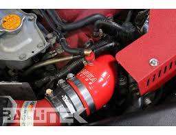 subaru wrx turbo tomioka racing silicone turbo inlet hoses 2002 2014 wrx sti