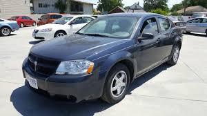 2008 blue dodge avenger 2008 dodge avenger se 4dr sedan in falls id allstate auto sales