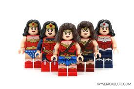 review lego 76075 woman warrior battle
