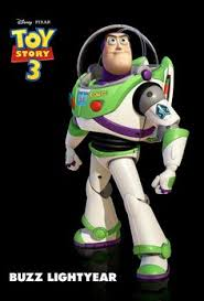 kids transparent frame buzz lightyear scrapbook disney