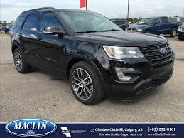ford explorer 2017 new 2017 ford explorer sport in calgary 17ex5822 maclin ford