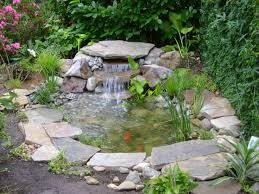 Small Backyard Water Feature Ideas 26 Best Front Water Garden Images On Pinterest Garden Water