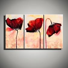 aliexpress com buy hand painted modern wall decor painting 3