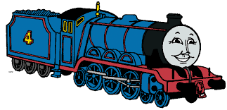 thomas tank engine friends clipart cartoon characters