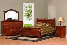 solid cherry bedroom set ebay