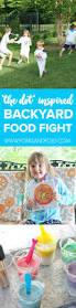 kitchen stories u0027the dot u0027 inspired backyard food fight forks