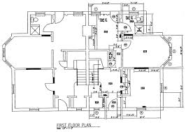 multi family house plan first floor 055d 0865 house plans and