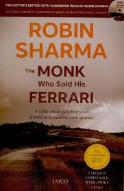 the monk who sold his ferrary the monk who sold his with cd buy the monk who sold