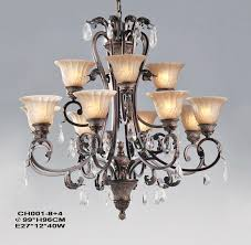 Copper Chandeliers Upscale Rustic 12 Light Copper Chandeliers On Sale