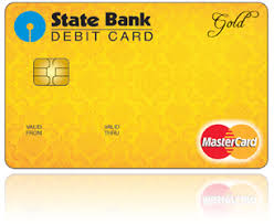 debit card for state bank gold international sbi corporate website