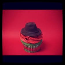 freddy krueger inspired cupcake baked goods u0026 sweet treats