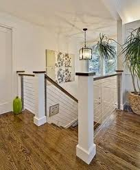 Wooden Stair Banisters And Railings Stair Banister Renovation Using Existing Newel Post And Handrail
