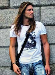 long hairstyles men thick hair mens hairstyles and haircuts ideas