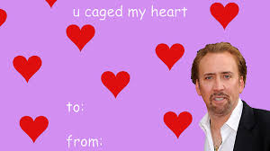 E Card Memes - u caged my heart valentine s day e cards know your meme