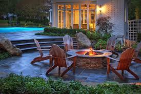 deck firepit u2014 jburgh homes amazing patio with firepit ideas