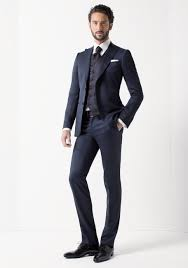 costume bleu mariage costume bleu marine jean de sey costumes de mariage pour homme