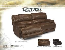 Flexsteel Recliner Flexsteel Latitudes Reclining 1237 Fleet Street Sofa Group