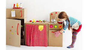 how to diy cardboard crafts for kids كيف تصنع بنفسك اشغال يدوية