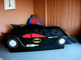 Batman Toddler Bed Diy Toddler Beds For Boys Bunk Bed Desk Has Blue Table Lamp Kids