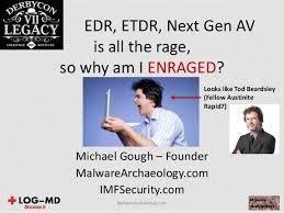 Next Gen Dev Meme - edr etdr next gen av is all the rage so why am i enraged