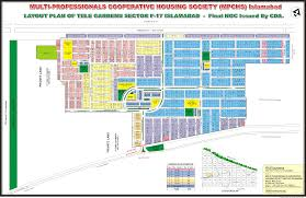layout maps of islamabad sectors and societies manahil estate