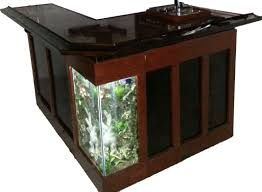 In Home Bars by Home Bar Aquarium Diy Youtube