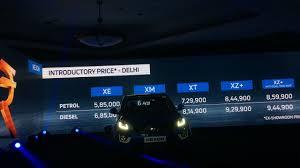 lexus motors mumbai tata nexon suv india launch highlights ndtv carandbike