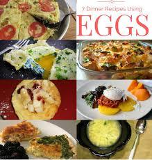 dinner egg recipes 7 dinner recipes using eggs coupons 4 utah
