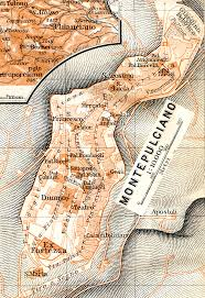 Tuscany Italy Map Free Maps Of Tuscany
