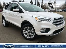 ford escape grey new ford escape in edmonton freedom ford
