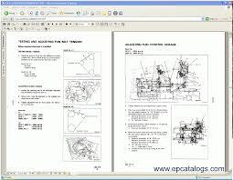 komatsu css service crawler dozers d 20 to d 575 repair manual