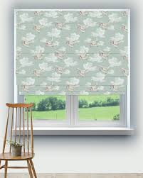 Patterned Roman Blinds Blinds Snuugle