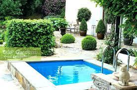 small yard pool swimming pool in small garden small yard pool design swimming