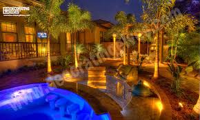 Landscap Lighting by Tampa Landscape Lighting Service Decorating Elves