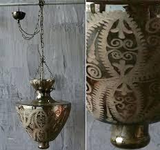 Antique Mercury Glass Chandelier Brantley Mercury Glass Chandelier 9 Arm Rasped Iron Antique