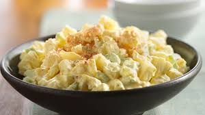 creamy potato salad recipe bettycrocker com