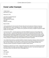 Example Of A Resume by Employment Cover Letters Resume Cover Letter For Cover Letters For