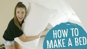 Make A Bed How To Make A Bed Wombats Hostels Youtube
