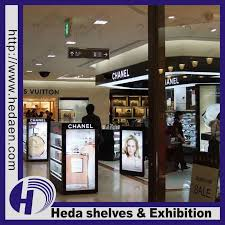 Cosmetic Cabinet Fashionable Island Cosmetic Cabinet Dh016 Cosmetics Counter