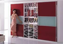 Shoe Closet With Doors 25 Shoe Storage Cabinets Ideas