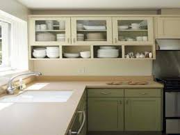 different color upper and lower kitchen cabinets grey vs white