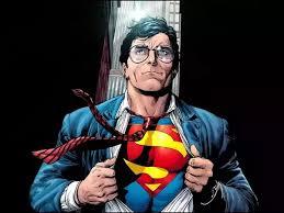 superman hide identity wearing pair