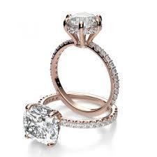 gold cushion cut engagement rings gold cushion cut engagement rings
